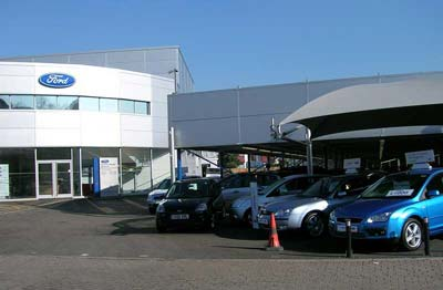 Bristol Street Motors, South London, UK, 2005