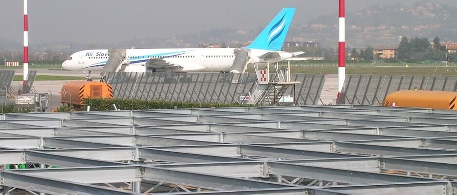 Aeroporto Orio al Serio - Area di sosta P2